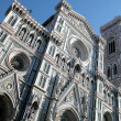 Cathedral and Giotto bell tower in Florence — Stock Photo #6008462