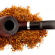 Tobacco pipe — Stock Photo