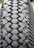 Car tire — Foto Stock