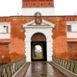 Stock Photo: Medieval Castle in Dubno