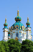 Cathedral in Kiev, Ukraine — ストック写真