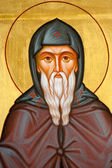 Saint Nicolas Orthodox religious icons — Foto Stock