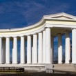 Colonnade at Vorontsov Palace in Odessa — Stock Photo