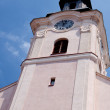 Church in Uzhgorod — Stock Photo