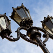 Old Fashioned Street Light — Stock Photo #31643531
