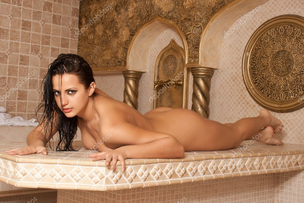 Turkish Bath Nude Women 103