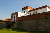 Medieval Dubno Castle — Stock Photo