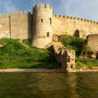 Citadel on Dniester estuary — Stock Photo #38783035