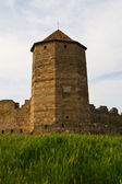 Old fortress in town Bilhorod-Dnistrovsk — Stock Photo