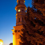 Catholic Church in Uzhhorod City — Stock Photo #44815715