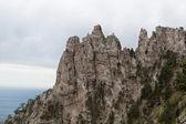 Ai-petri Crimea Landscape — Stock Photo