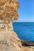 The Black Sea coast — Stock Photo