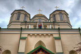Mezhiritsky Holy Trinity Monastery — Stock Photo