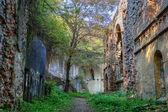 Fort Tarakanov — Stock Photo
