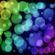 Stock Photo: Colorful dots background