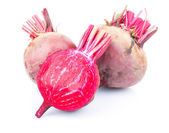 Red fresh beetroots — Stock Photo