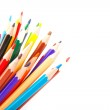 Colored sharp pencils — Stock Photo #29339793