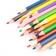 Colored sharp pencils — Stock Photo #29416273