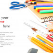 Stationery & text — Stock Photo #29416327