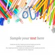 Stationery & text — Stock Photo #29416331