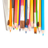 Drawing tools — Foto Stock
