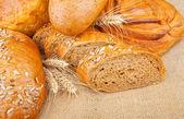 Assortiment de pains — Photo