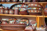 Painted ceramics — Stock Photo