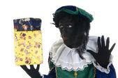Zwarte Piet — Stockfoto