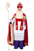 Portrait of Sinterklaas — Stock Photo