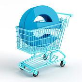 Internet shopping 4 — Zdjęcie stockowe