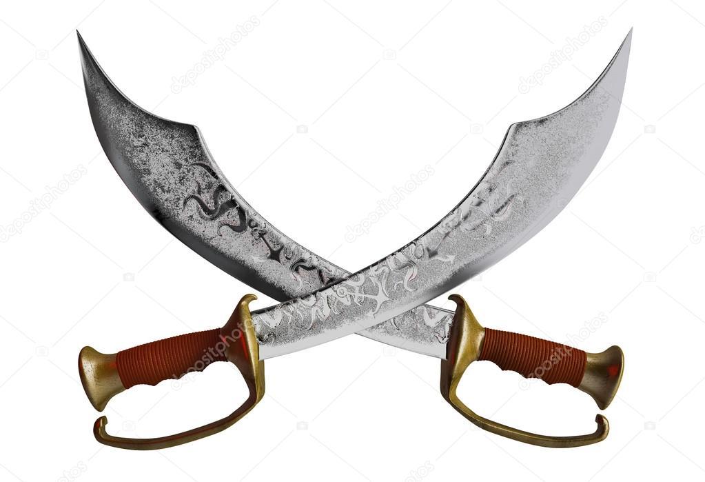 Пиратские мечи своими руками