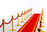 Red carpet 2 — Stock Photo