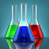 Chemicals — Stock Photo