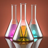 The chemical industry — Stock Photo