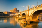 Sant'Angelo fortress, Rome — Stock Photo