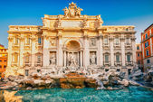 Fountain di Trevi — Foto Stock