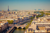 View on Paris — Stock fotografie