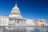 US Capitol, Washington DC — Stock Photo