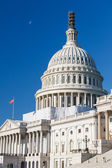 Dome of the US Capitol — Stock Photo
