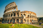 Coliseu de roma — Foto Stock