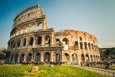 Kolosseum in rom — Stockfoto