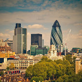 London City — Stock Photo