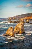Big Sur rocks — Stock Photo