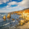 Big Sur rocks — Stock Photo #14289655