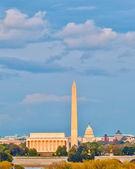 Landmarks in Washington DC — Stock Photo