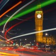 London at night — Stock Photo #15862775