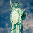 Stock Photo: Statue of Liberty