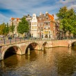 Amsterdam cityscape — Stock Photo #15863011
