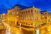 Estado de la ópera, viena, austria — Foto de Stock