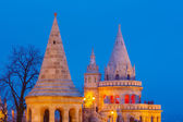 Fishermen Bastion in Budapest — Stock Photo